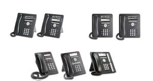 Avaya Teléfonos Digitales 1400, 9400, 9500 Series