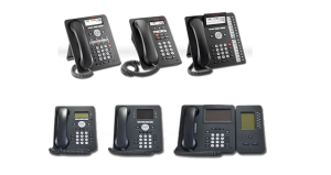 Avaya Teléfonos IP 1600, 9600 Series