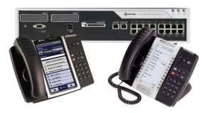 Mitel Central Telefónica para Enterprise MiVoice Business