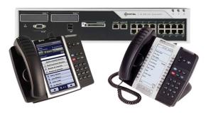 Mitel Central Telefónica para Enterprise MiVoice Business