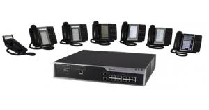 Mitel Central Telefónica para Pequeñas Empresas MiVoice Office 250