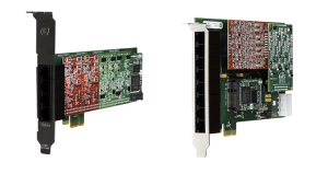 Asterisk Digium Tarjetas Telefónicas Análogas (FXS, FXO), Híbridas (ISDN BRI), PCI, PCI-Express