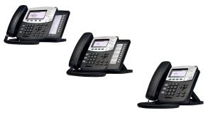 Asterisk Digium Teléfonos SIP para Switchvox y Asterisk D70, D50, D40
