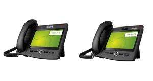 Denwa Teléfonos Gama Alta IP Android Touch DW-710 y Videoteléfono DW810