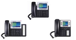 Grandstream Teléfonos IP Enterprise GXP2160 GXP2140 GXP2130