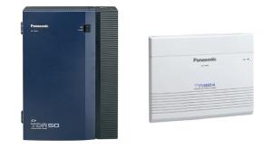 Panasonic Central Telefónica Híbrida Análoga, Digital, IP KX-TDA50G, KX-TA824