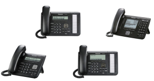 Panasonic Teléfonos SIP KX-UT113-B, KX-UT133-B, KX-UT136-B, KX-UT248-B