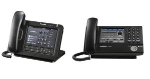 Panasonic Teléfonos Touch SIP KX-UT670, Teléfonos Touch IP KX-NT400