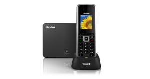 Yealink Teléfonos SIP DECT inalámbricos W52P