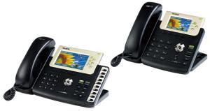 Yealink Teléfonos SIP T3 Series SIP-T38G, SIP-T32G
