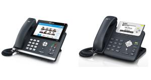 Yealink Teléfonos SIP para Microsoft Lync - Microsoft Skype for Business SIP-T48G SIP-T22P