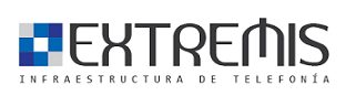 Extremis Telefonía IP Ecuador Logo